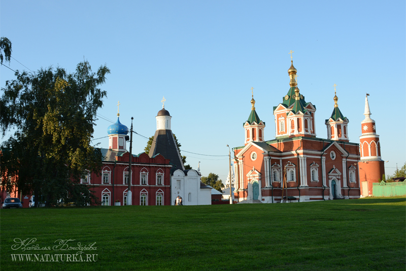 Брусенский Успенский монастырь
