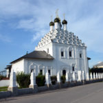 Воскресенская церковь в Коломне