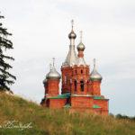 Волговерховье Ольгин монастырь
