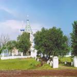 Церковь Рождества Богородицы в Городне. Фото С.М. Прокудин-Горский