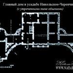 Главный дом усадьбы Львова в Никольском-Черенчицах
