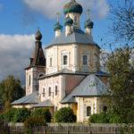 Спасо-Преображенская церковь в Рогоже