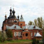 Казанская Свято-Амвросиевcкая пустынь в Шамордино