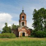 Благовещенская церковь в Будимирово