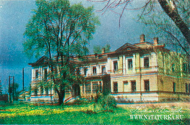 Дом в усадьбе Кленово