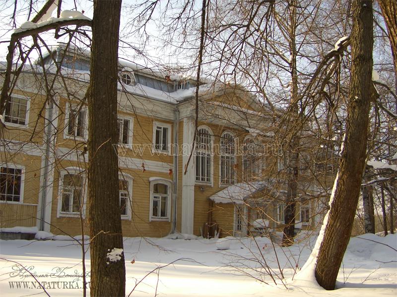 Усадьба Бараново