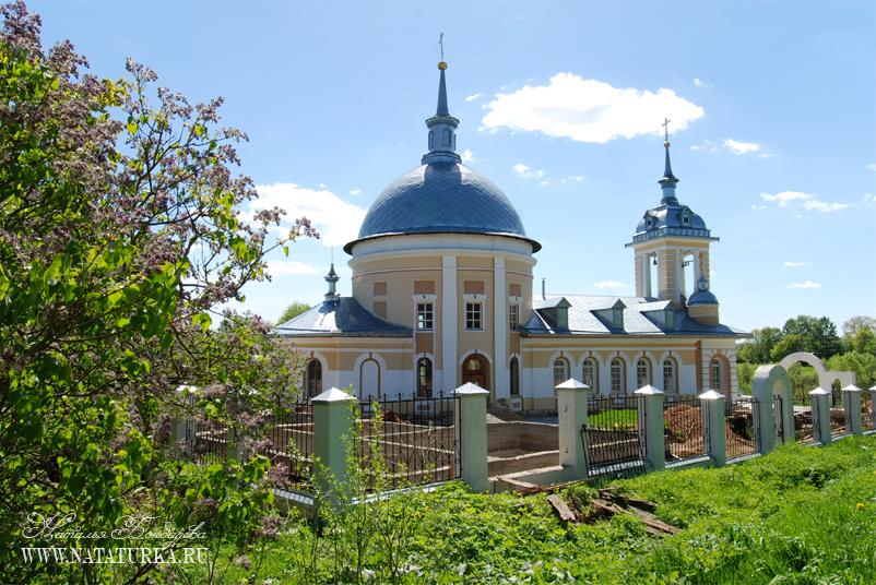Усадьба Щеглятьево