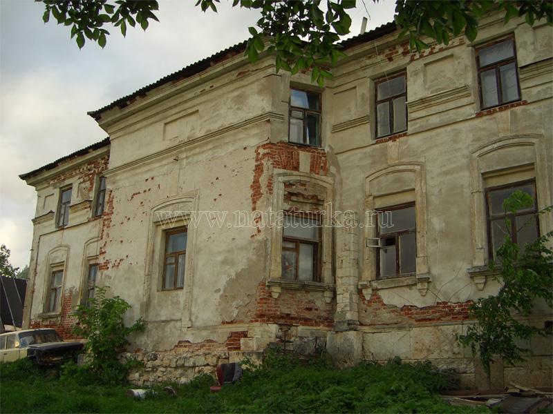 Усадебный дом в Турово