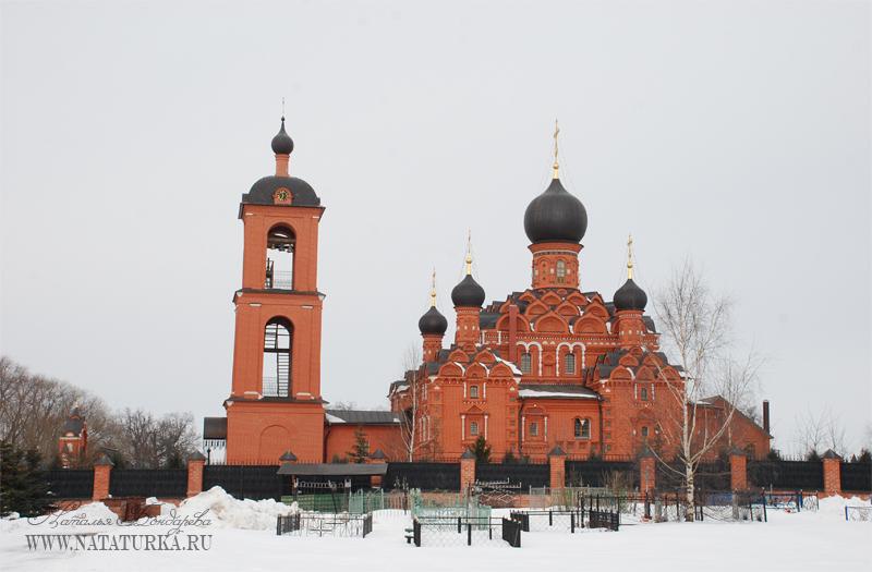 Церковь Казанской иконы Божией Матери в Марково