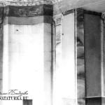 Усадьба Рождествено Кутайсовых, фрагмент интерьера главного дома