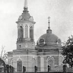Усадьба Рождествено Кутайсовых. Рождественская церковь