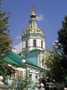 Никольское-Архангельское. Церковь Михаила Архангела