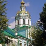 Никольское-Архангельское церковь Михаила Архангела