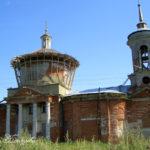 Ильинская церковь в Петровском