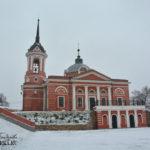 Усадьба Рождествено. Рождественская церковь
