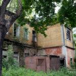 Усадьба Мальце-Бродово, главный дом