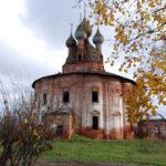 Курба церковь Казанской Божьей Матери