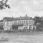 Усадьба Мальце-Бродово. Фото 1960-х гг.
