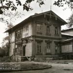 Усадьба Мальце-Бродово. Фото 1980-х гг.