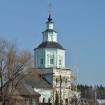 Могутово. Церковь Сергия Радонежского
