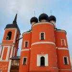 Вознесенская церковь в Бурцево