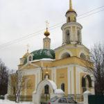 Ивановское-Садки. Церковь Рождества Иоанна Предтечи