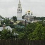 Приволжск. Никольский монастырь