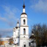 Николаевский Черноостровский монастырь в Малоярославце