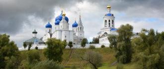 Боголюбово. Боголюбский монастырь
