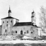 Труворово городище церковь Николы