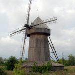 Мельница в селе Польное Конобеево