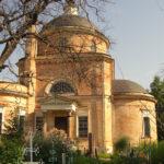 Успенская церковь в Богослово