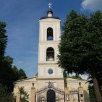 Дубки (Крымское). Церковь Преображенская