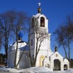 Локотня. Церковь Покровская