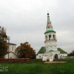 Кидекша. Церковь Бориса и Глеба