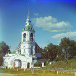 Церковь Исидора на валах в Ростове Великом. Фото С.М. Прокудин-Горский