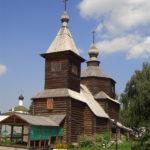 Муром. Троицкий монастырь