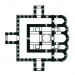 План церкви Иоанна Предтечи в Толчково
