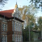 Бежецк Сергеевская богадельня