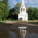 Бежецк. Колокольня Введенской церкви
