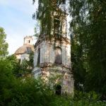 Макарово Покровская церковь