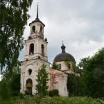 Успенская церковь в Баскаках