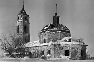 Шуколово Успенская церковь
