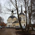 Мартемьяново. Троицкая церковь