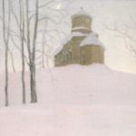 В.К. Бялыницкий-Бируля. Зимний сон