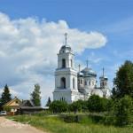 Чамерово. Казанская церковь