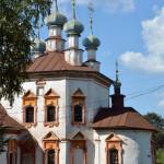 Устюжна. Благовещенская церковь