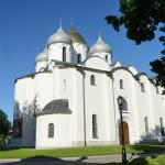Новгород Великий. Детинец. Софийский Собор.