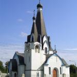 Новохаритоново. Церковь Георгия Победоносца