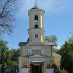 Усадьба Болшево. Церковь Косьмы и Дамиана